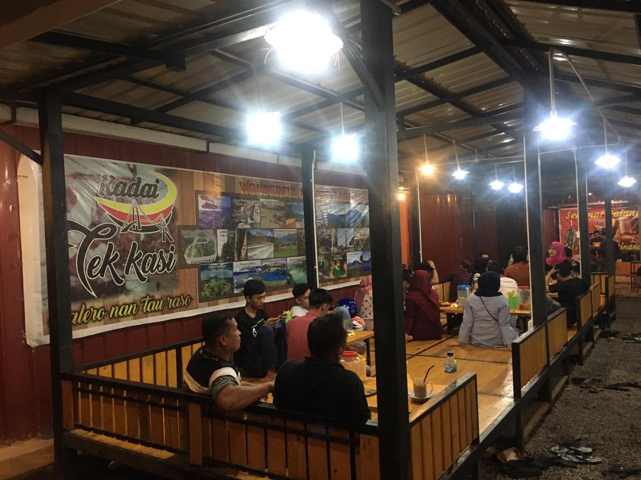 Lotek Tek Kasi, Pondok Kuliner Rasa Kampung Dipulau Batam ...